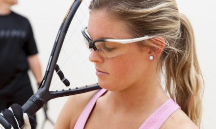 Sports Safety Prevents Vision Loss